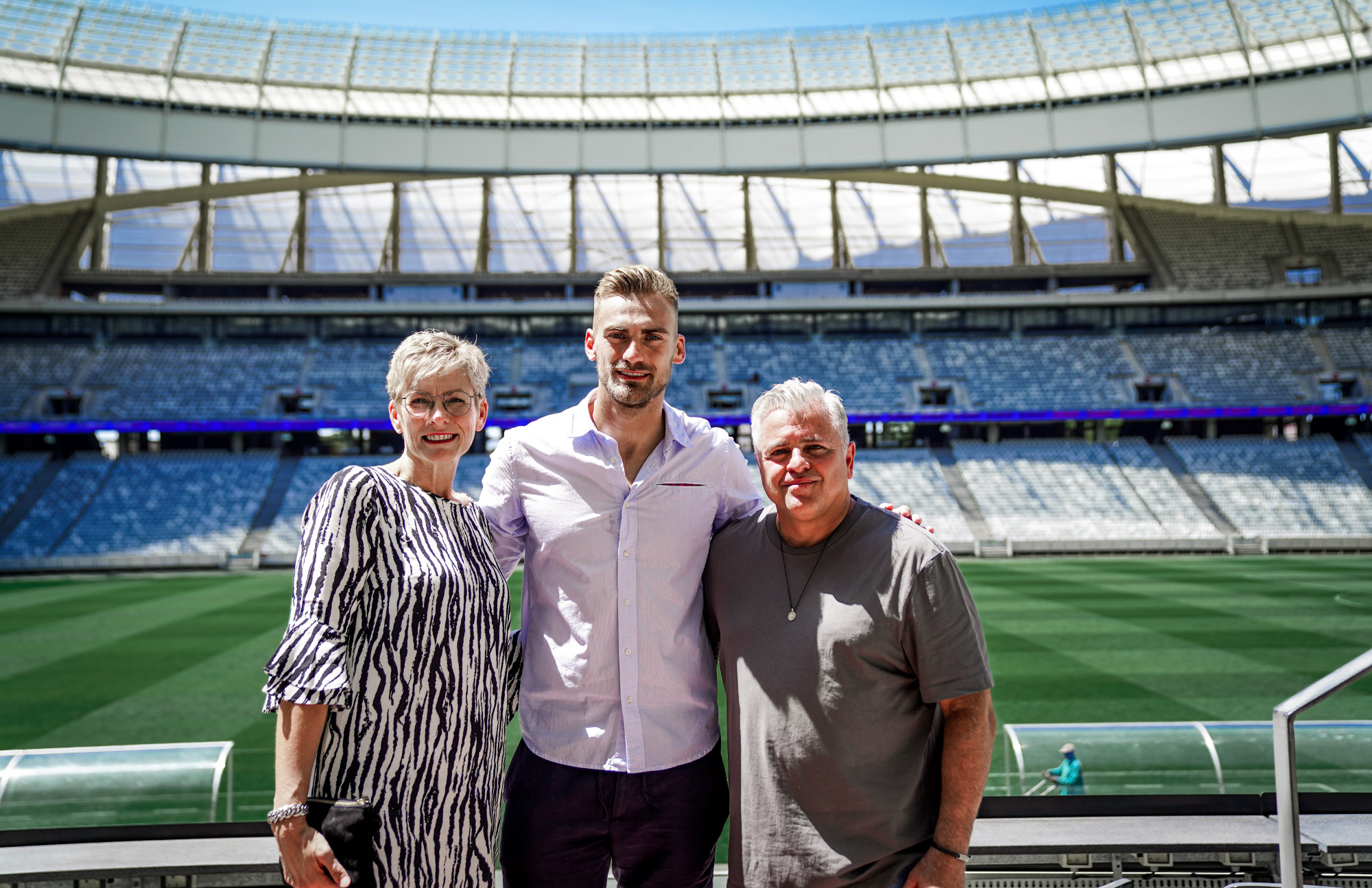 Peter Leeuwenburgh verlengt contract bij Cape Town City tot 2023